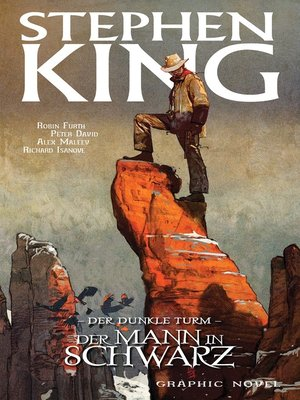 cover image of Stephen Kings Der dunkle Turm, Band 10--Der Mann in Schwarz