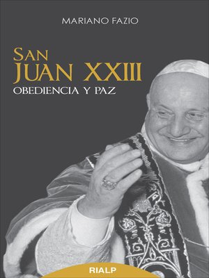 cover image of San Juan XXIII