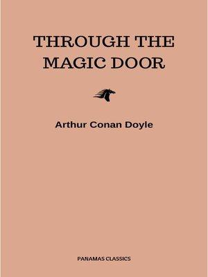 cover image of Through the Magic Door