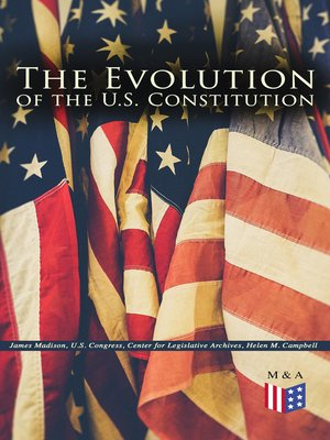 cover image of The Evolution of the U.S. Constitution