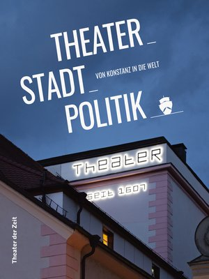 cover image of Theater_Stadt_Politik