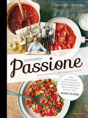 cover image of Gennaros Passione (eBook)