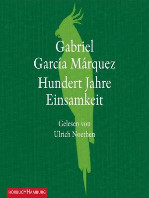 cover image of Hundert Jahre Einsamkeit
