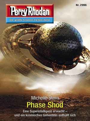 cover image of Perry Rhodan 2996