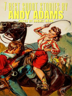 cover image of 7 best short stories by Andy Adams
