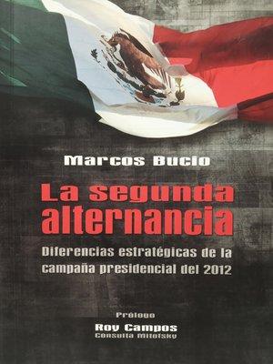 cover image of La segunda alternancia