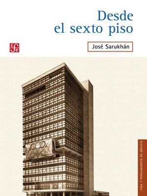 cover image of Desde el sexto piso