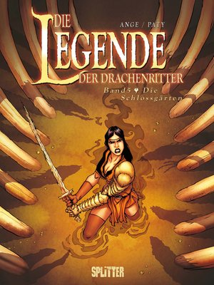 cover image of Die Legende der Drachenritter. Band 5