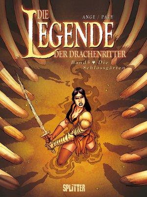 cover image of Die Legende der Drachenritter. Band 5
