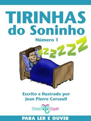 cover image of Tirinhas do Soninho 1