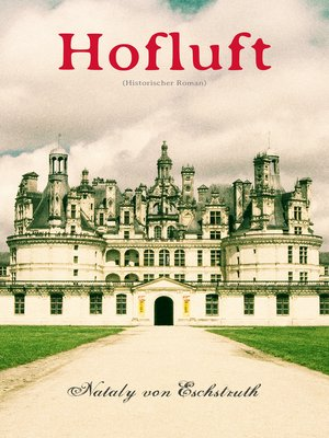 cover image of Hofluft (Historischer Roman)