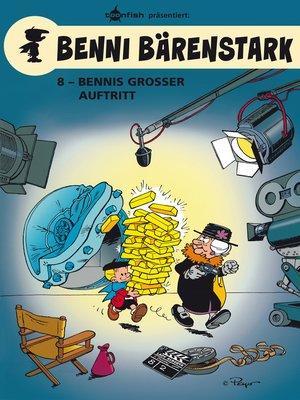 cover image of Benni Bärenstark Bd. 8