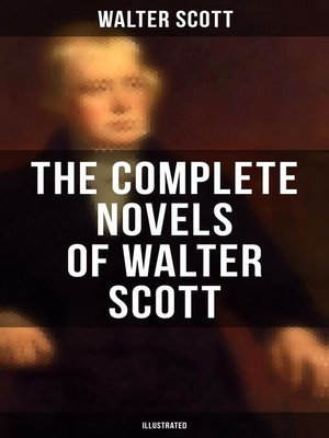 cover image of The Complete Novels of Walter Scott