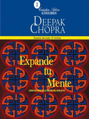 cover image of Expande tu mente