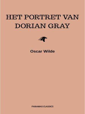 cover image of Het Portret Van Dorian Gray