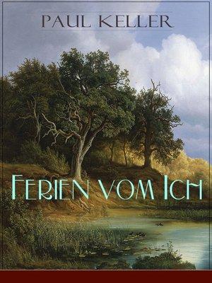 cover image of Ferien vom Ich