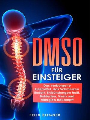 cover image of DMSO für Einsteiger