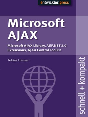 cover image of Microsoft AJAX
