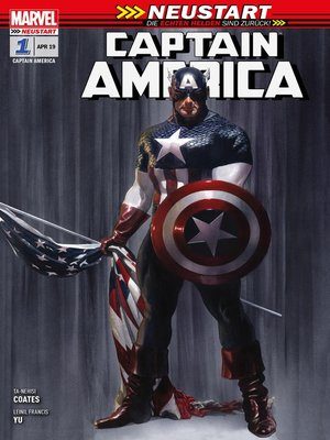cover image of Captain America 1--Neuanfang