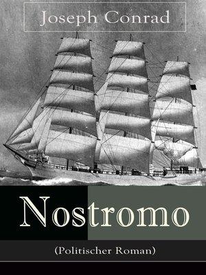 cover image of Nostromo (Politischer Roman)