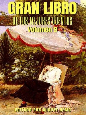 cover image of Gran Libro de los Mejores Cuentos--Volumen 9