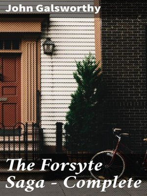 cover image of The Forsyte Saga--Complete