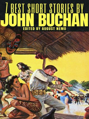 cover image of 7 best short stories by John Buchan