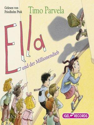 cover image of Ella und der Millionendieb