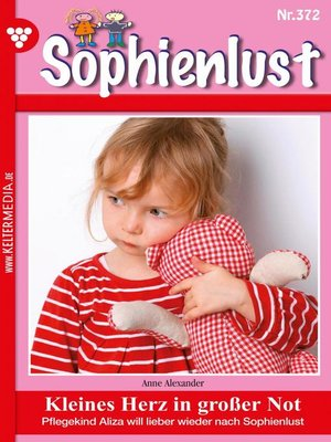 cover image of Sophienlust 372 – Familienroman