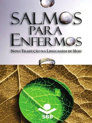 cover image of Salmos para Enfermos