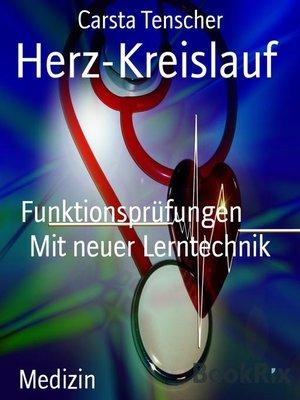 cover image of Herz-Kreislauf