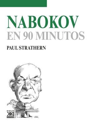 cover image of Nabokov en 90 minutos