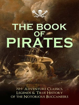cover image of THE BOOK OF PIRATES