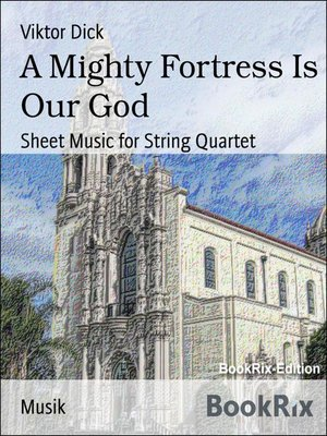 cover image of A Mighty Fortress Is Our God