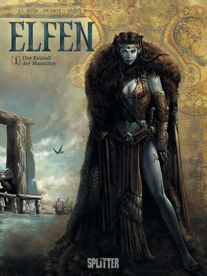 cover image of Elfen. Band 1
