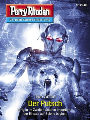 cover image of Perry Rhodan 2940