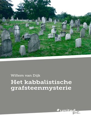 cover image of Het kabbalistische grafsteenmysterie