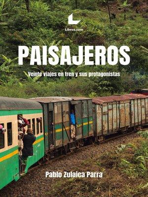 cover image of Paisajeros