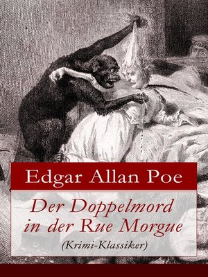 cover image of Der Doppelmord in der Rue Morgue (Krimi-Klassiker)