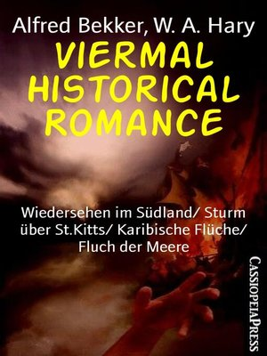 cover image of Viermal Historical Romance