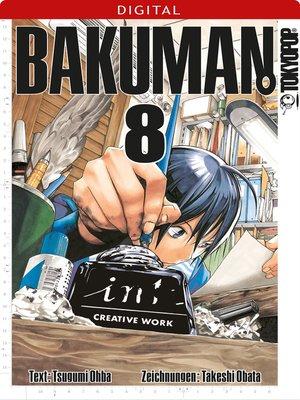 cover image of Bakuman. 08