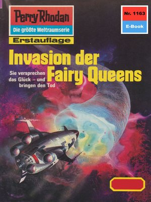 cover image of Perry Rhodan 1163