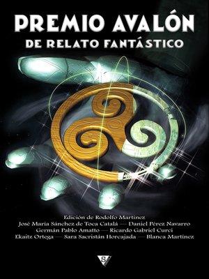 cover image of Premio Avalón de Relato Fantástico