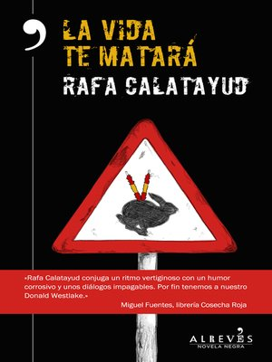 cover image of La vida te matará