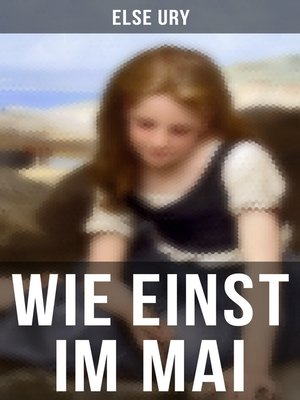 cover image of Wie einst im Mai