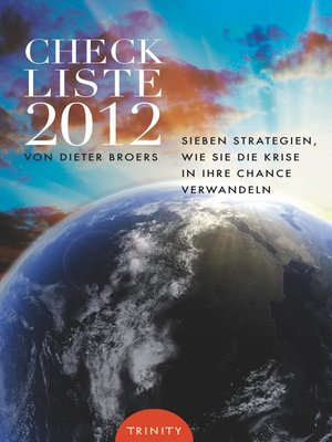 cover image of Checkliste 2012