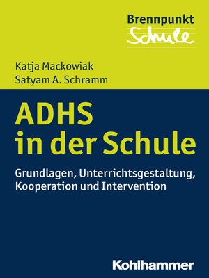 cover image of ADHS und Schule