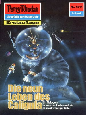 cover image of Perry Rhodan 1511