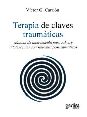 cover image of Terapia de claves traumáticas