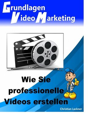 cover image of Grundlagen Videomarketing